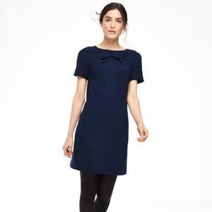 [Boden] Patricia Bow Tunic Blue Dress Size 18 L